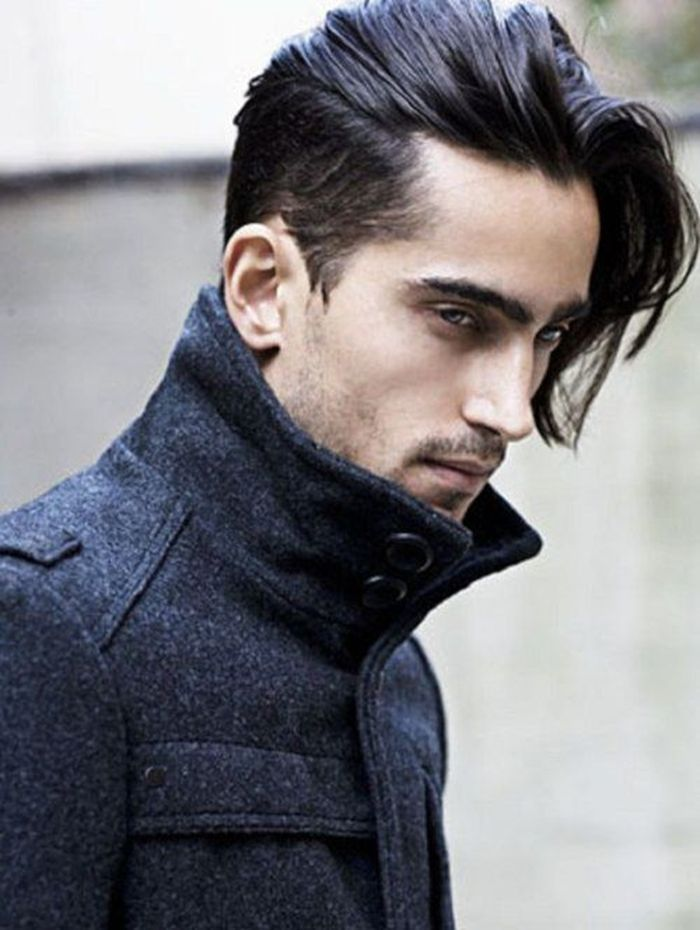 10 Hottest Men's Medium Hairstyles 2015 On Thick Hair And