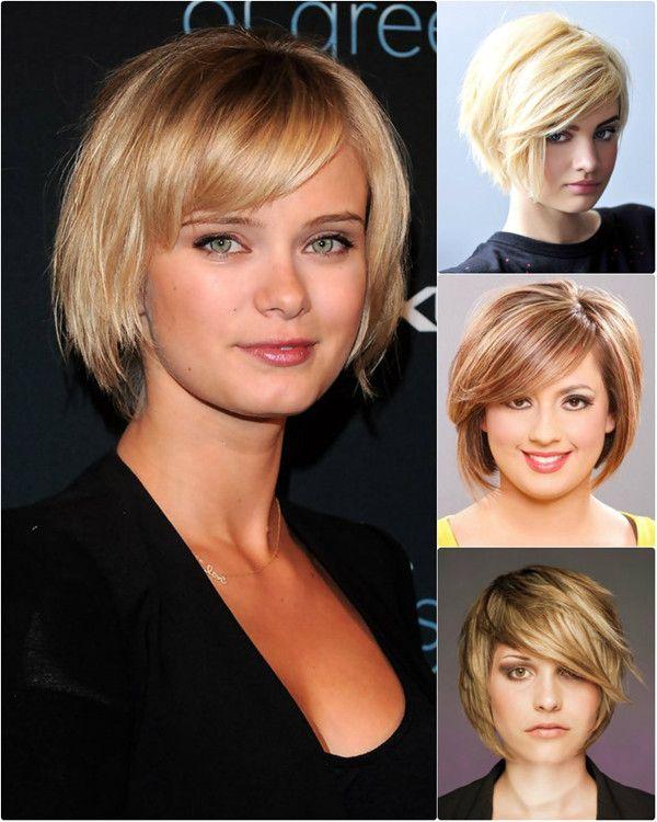6 Beste Frisuren Tipps Für Rundes Gesicht Haare Pinterest