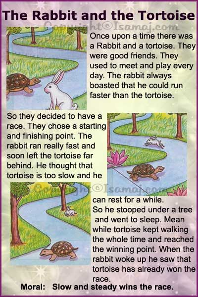 Moral Lessons Short Stories