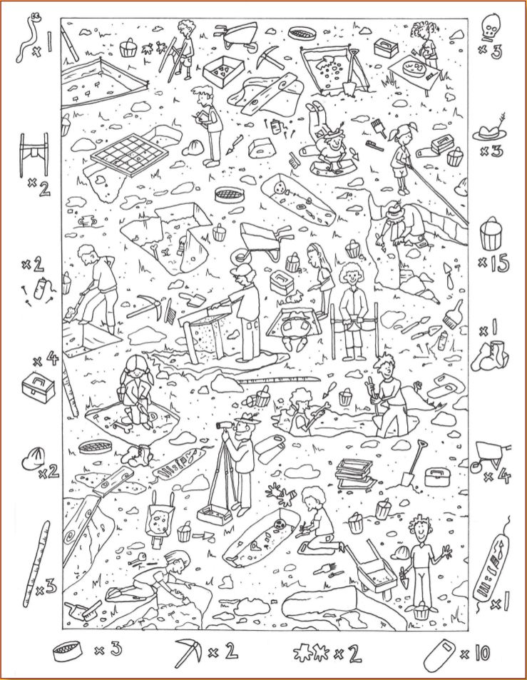 this where s wally style illustration was developed for