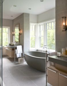 Bath also contemporary master addition bathroom makeover pinterest rh