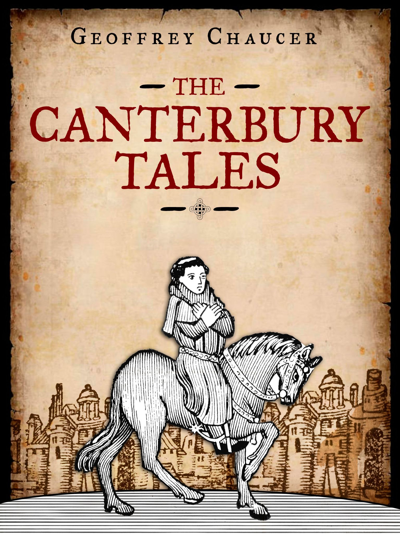 Free Book Notes The Canterbury Tales By Geoffrey Chaucer