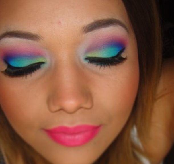 Fall Wedding Eye Makeup