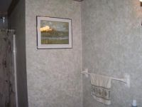 Master bathroom walls decorated with sponge painting: When ...