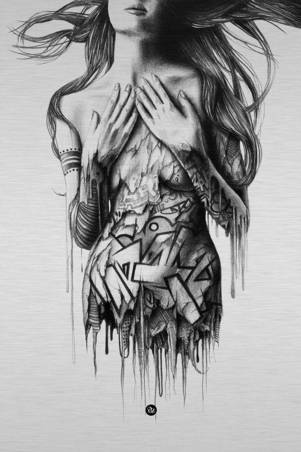 Cool Graffiti Art Drawings