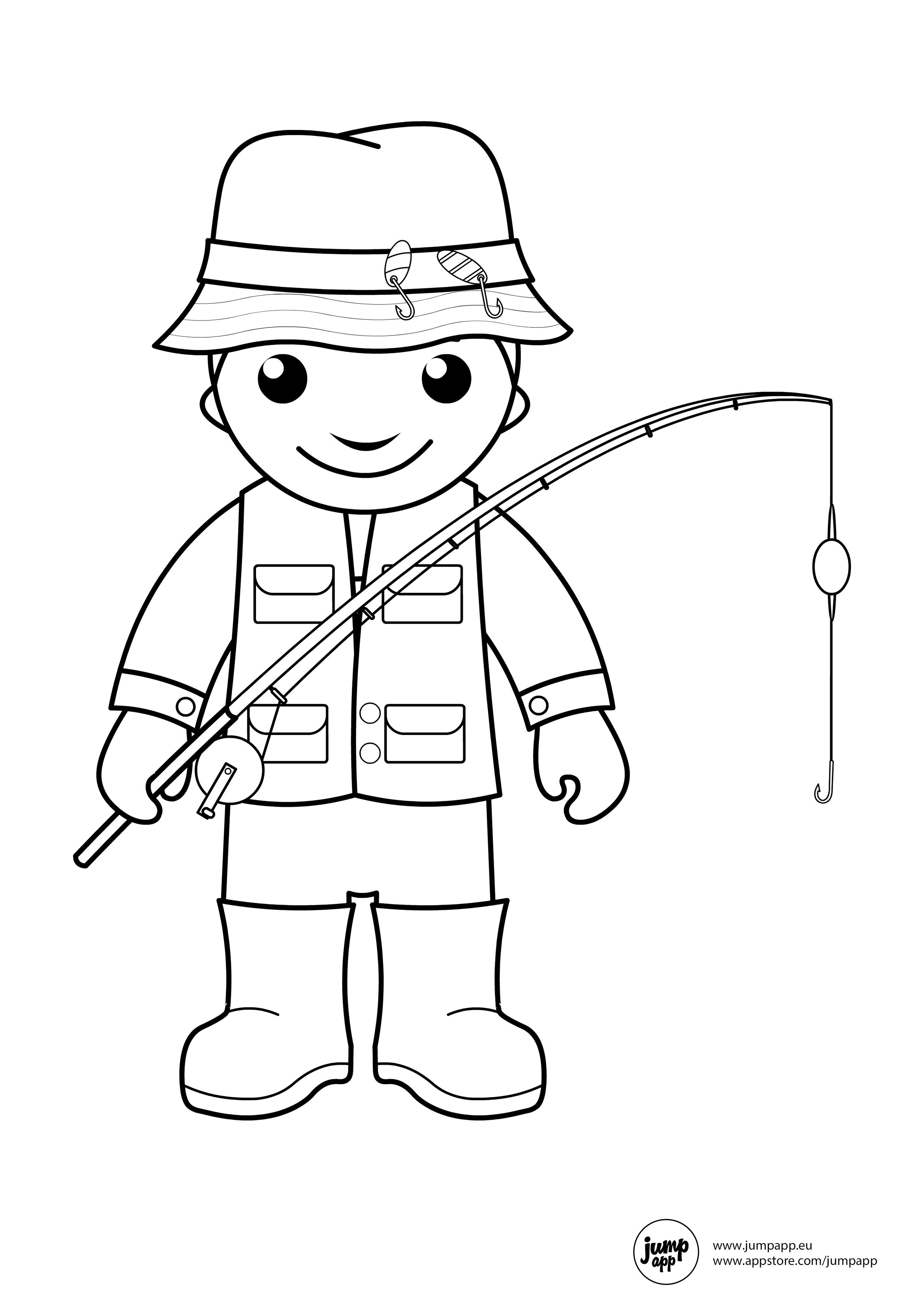 10 Post Office Coloring Pages Preschool