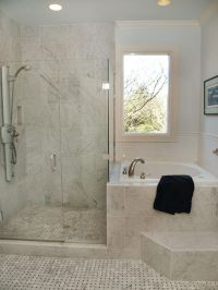 Small soaker tub bathroom traditional with japanese ...