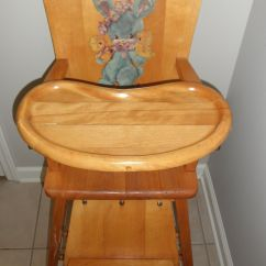 Antique High Chairs Your Chair Covers Inc. Sun Valley Ca 91352 1948 From Days Gone By Pinterest