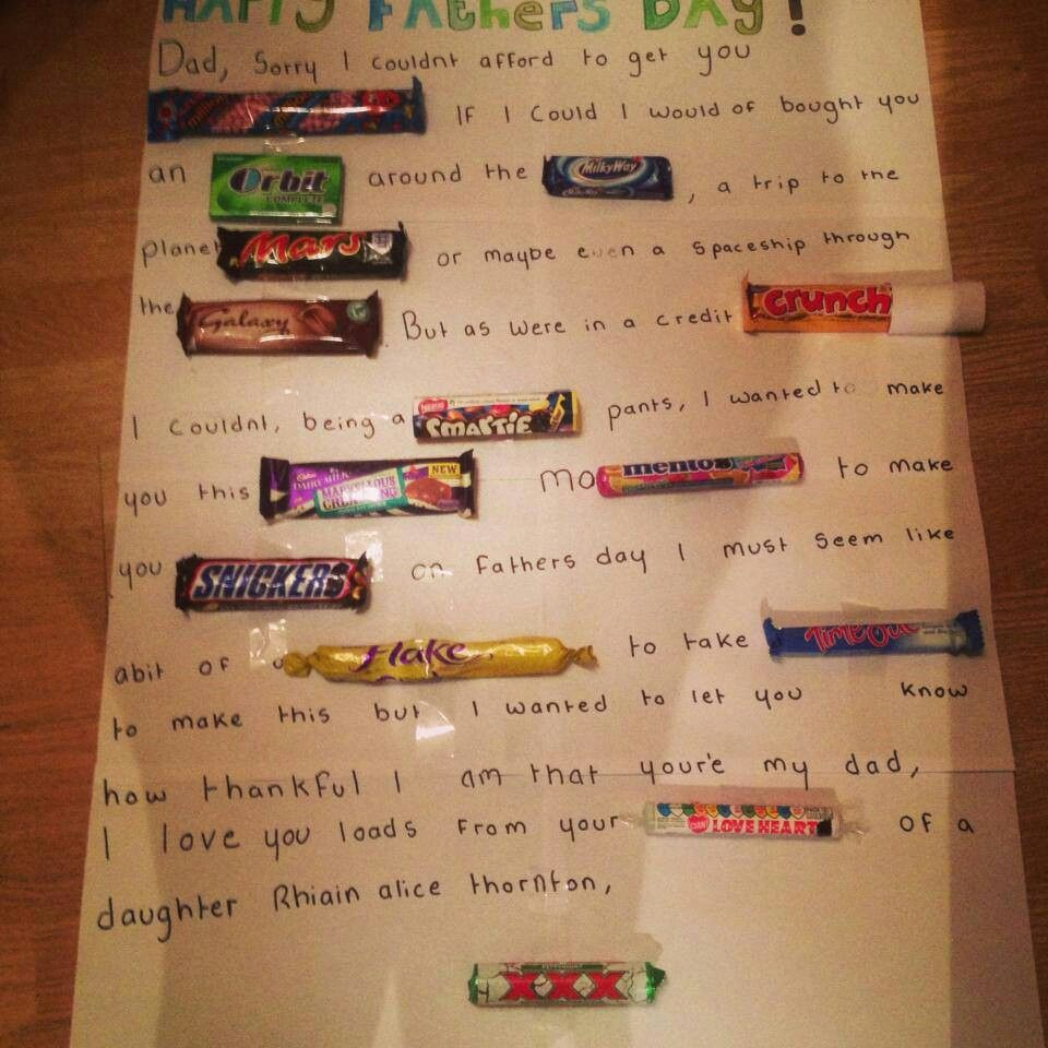 Chocolate Letter Crafty Ideas Pinterest Chocolate