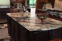 Beautiful exotic granite countertops that we fabricated ...