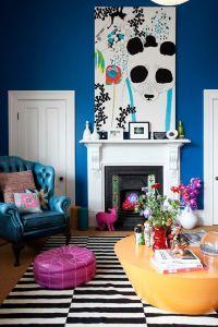 Alex Fulton Design #color #marimekko #Stripe Rug, cerulean ...