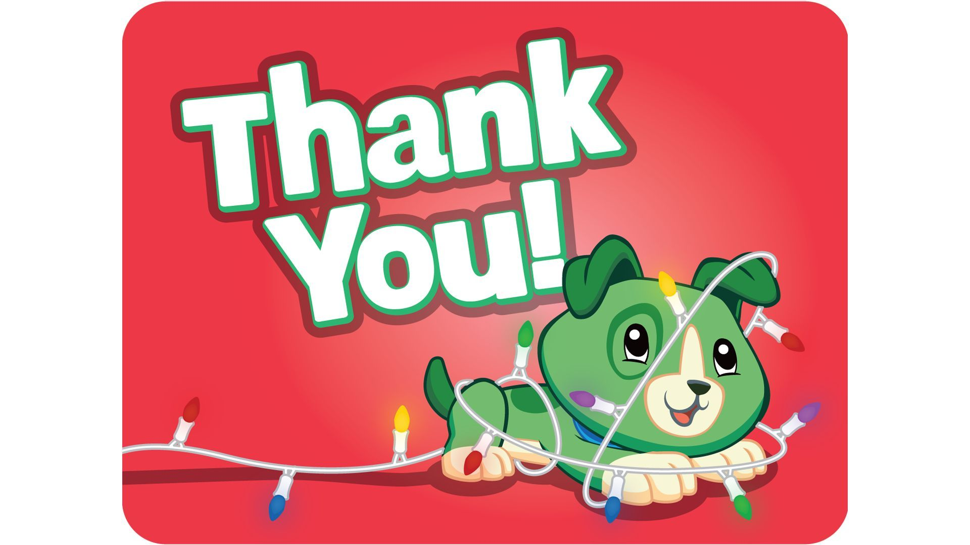 Scout S Christmas Thank You Card Printable