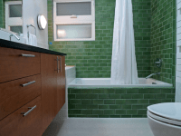 Emerald Green Bathroom | www.pixshark.com - Images ...