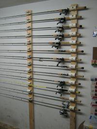 Ceiling Mounted Rod Holder | Fishing Gear | Pinterest ...