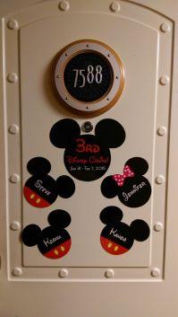 disney cruise door magnet ideas - | Disney Cruise Cabin ...
