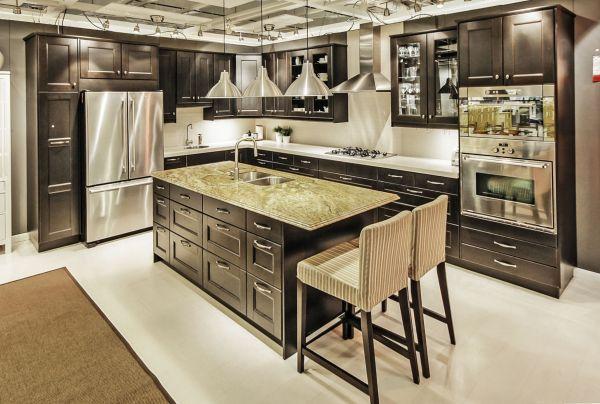 Kitchen Showroom Displays