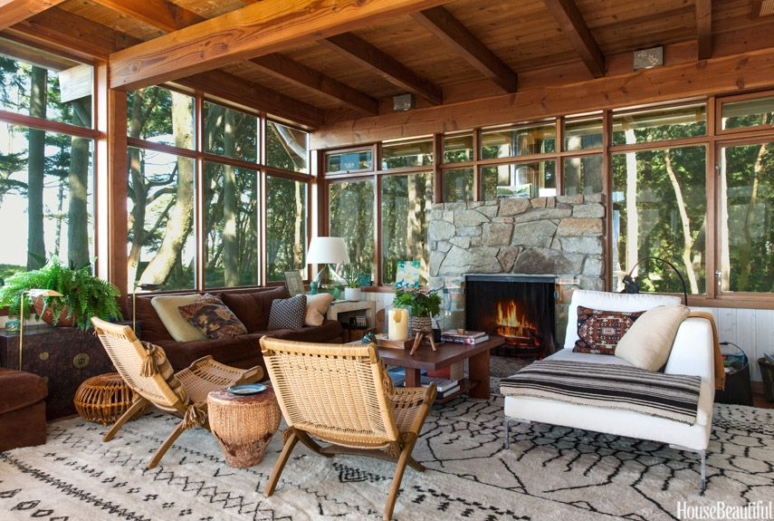 30+ Cozy Fireplaces That Will Keep You Warm All Winter