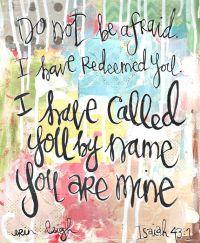 scripture wall art  Roselawnlutheran