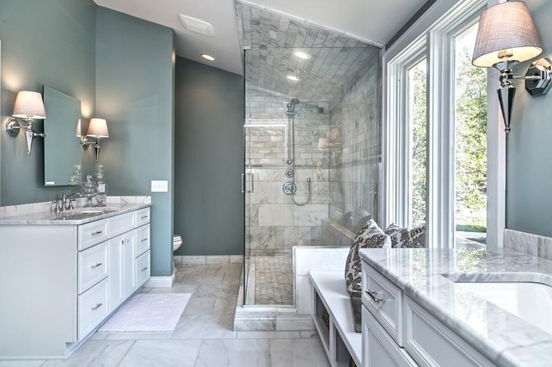 23 Marble Master Bathroom Designs  Page 4 of 5  Bathroom