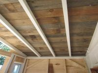 Traditional Wood Ceiling Planks Ideas