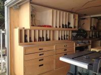 Enclosed Trailer Storage Cabinets  Cabinets Matttroy