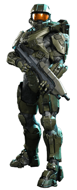 Master Chief Full Body Armor