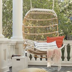Garden Egg Chair Covers Swivel Big W A Day For Relaxing Outdoors Double Hanging Rattan