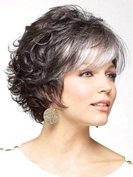 Short Curly Shag Hairstyle Google Search HAIR Pinterest