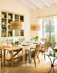 Une maison neuve avec ame ancienne en espagne planete deco  homes world spanish homesdesign interiorskitchen also rh pinterest