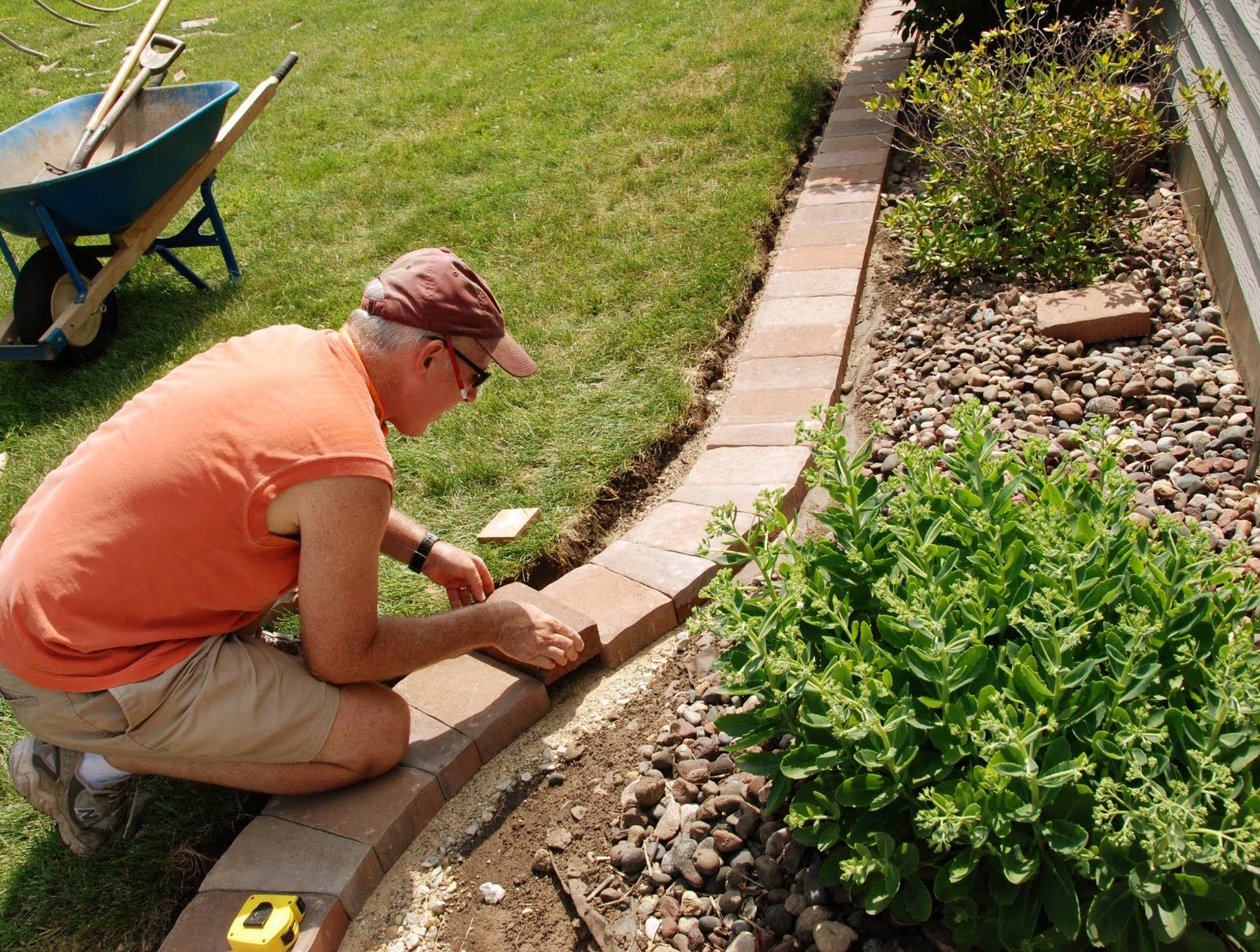 Image Result For Brick Landscape Edging Landscape & Outdoor