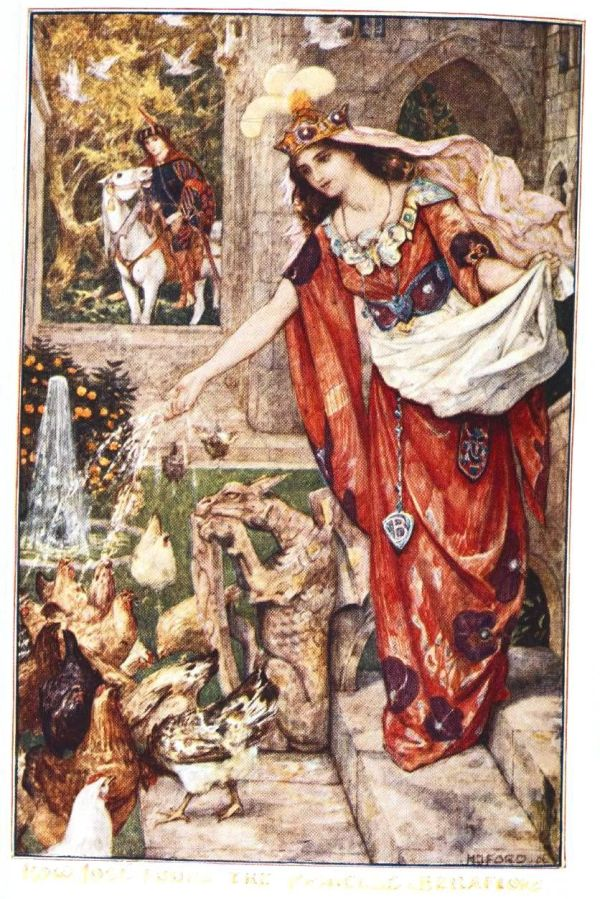 Princess Fairy Tale Illustrations Find Lots Of