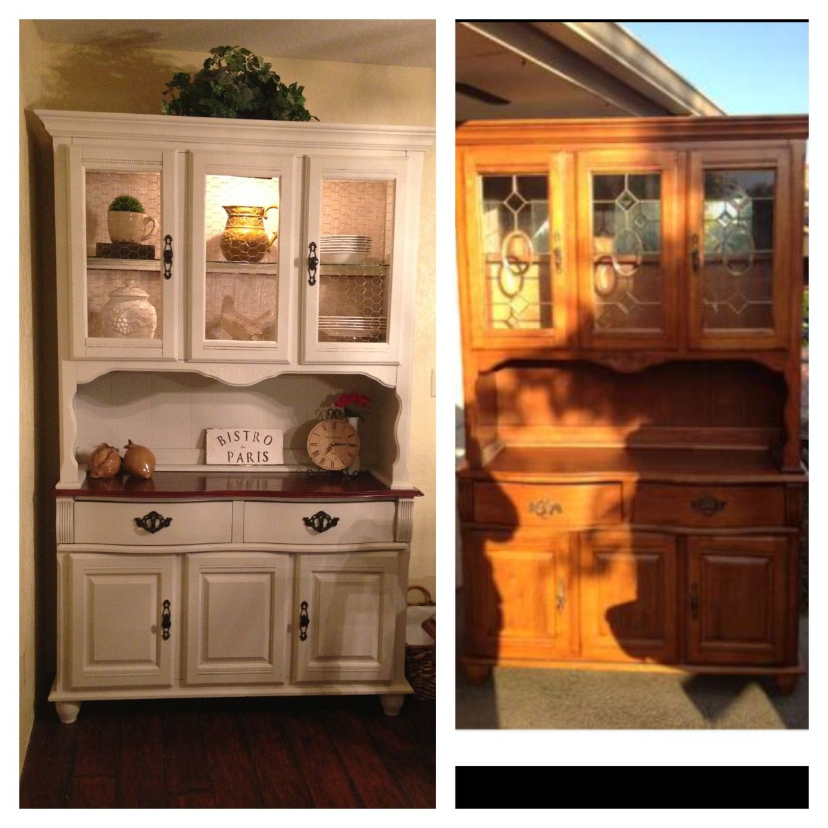 Best 25 China hutch makeover ideas on Pinterest  Hutch
