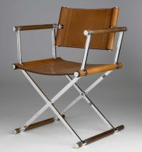 Classic Director's Chair made from aircraft grade aluminum ...