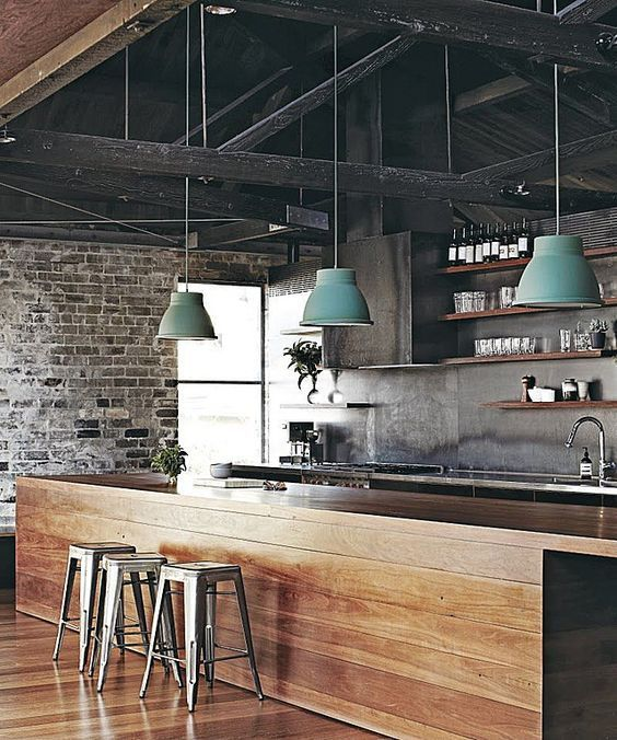 Inspiring Items For Your Industrial Kitchen Industrial Design