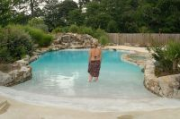 beach entry pool | beach entry pool | pools | Pinterest ...