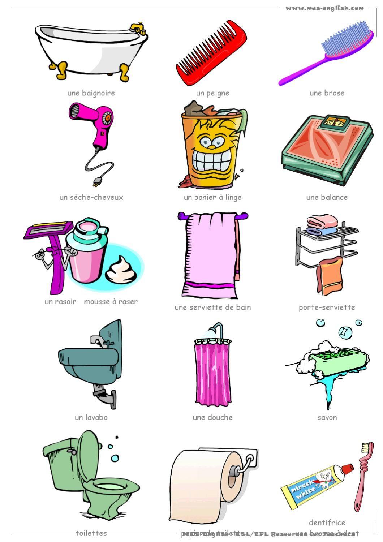 traduire salle de bain commune en anglais. Black Bedroom Furniture Sets. Home Design Ideas