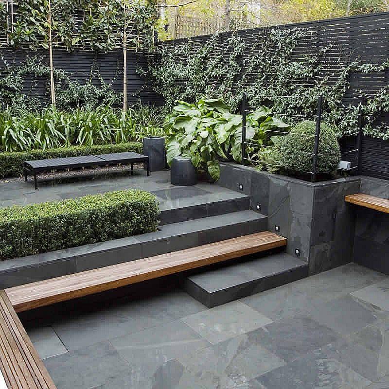 Uncomplicated Contemporary Design Garden Design Pinterest