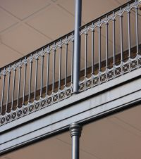 Cast Iron Stair and Balcony Railings Archives - Heritage ...