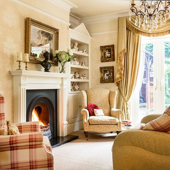 Take A Tour Around A Detached Edwardian Home In Worcestershire