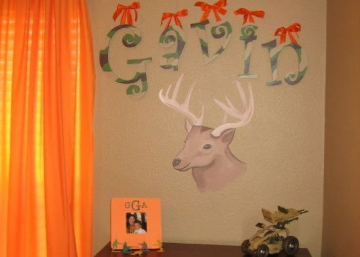 Gavin   deer hunting room boys  designs decorating ideas hgtv rate my also