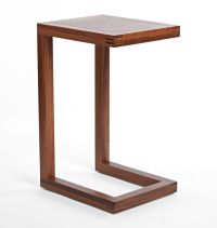 Brewer C-Shape Side Table - | Rejuvenation | Wish List ...
