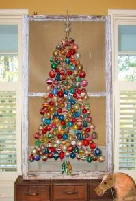 Unique Christmas Trees - Eclectically Vintage | Unique ...