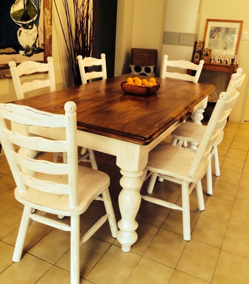 Country Cottage  French Provincial  Shabby Chic 2 Draw