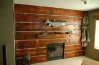 Rustic wood wall coverings | wall-covering-5 | ideas for ...