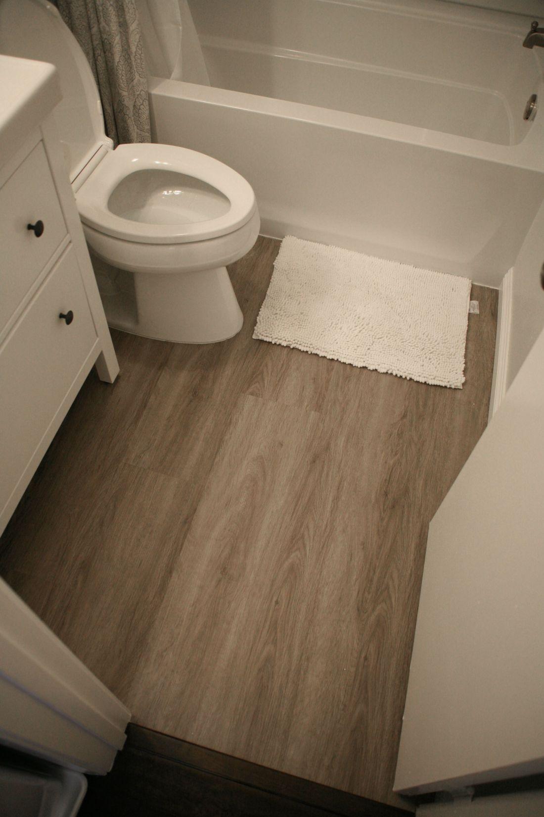 First home renovation luxury vinyl flooring luxury