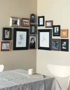 Find this pin and more on home decor also work  corner don   overlook the opportunity to use it rh pinterest