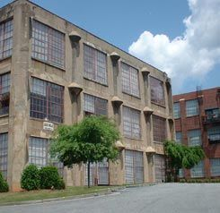Mattress Factory Lofts Atlanta Ga Formerly The Home Of Southern Spring Bedding Company
