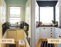 Style Makeovers: Dated Kitchens Refreshed Without ...