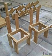 Simple Kid's Table and Chair Set | Easy, Free and Pallets
