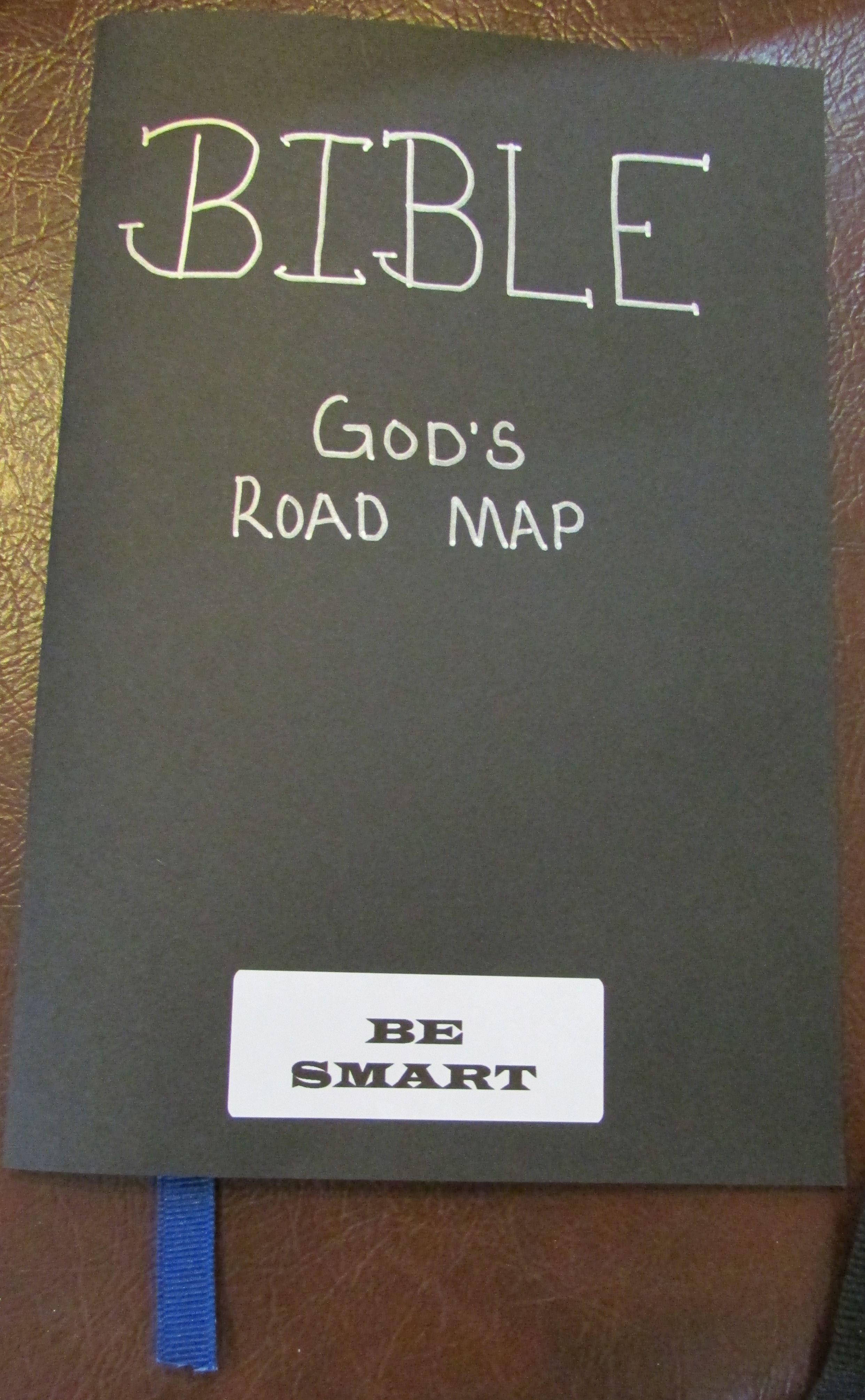 Crafts For Vbs Custom Garage Theme Cover To God S Road